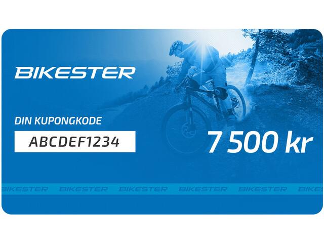 Bikester Gift Voucher 7500 kr